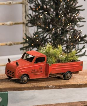 Santa's Vintage Truck