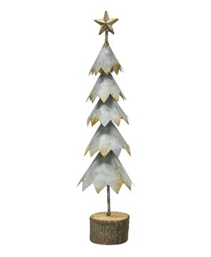 Galvanized Christmas Tree