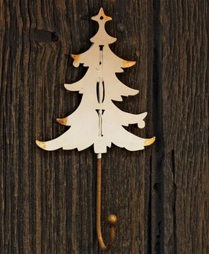 White Pine Wall Hook