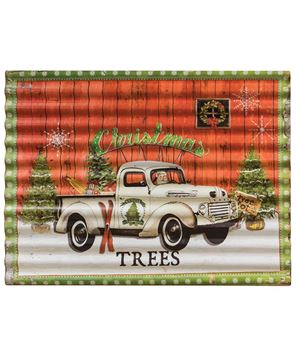 Christmas Tree Farm Corrugated Sign