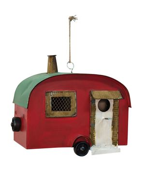 Picture of Vintage Camper Birdhouse