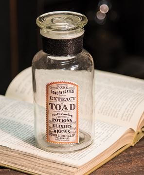 Witch's Brew Toad Jar