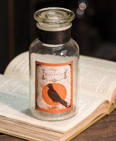 Wing of Raven Jar