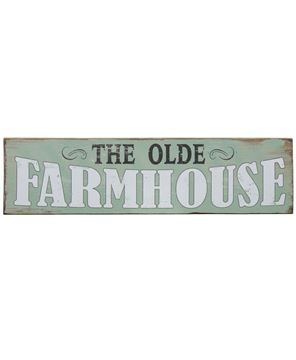 The Olde Farmhouse Sign