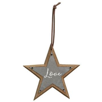 Picture of Star Ornaments, 3/set