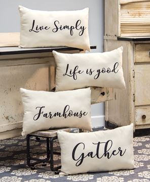Picture of Live Simply Pillow