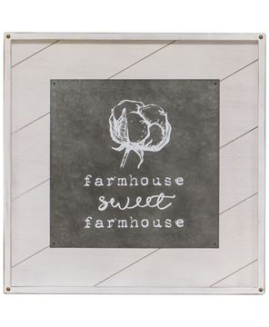 Picture of Farmhouse Sweet Farmhouse Wall Art