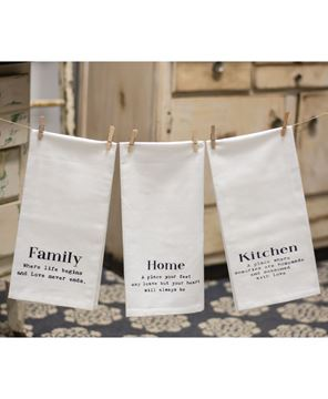 Picture of Home Tea Towel