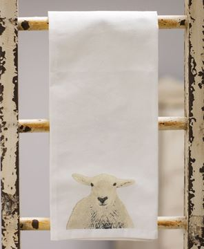Picture of Sheep Tea Towel