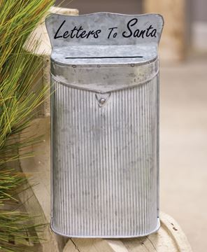 Picture of Letters to Santa Post Box