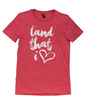 Picture of Land That I <3 Tee