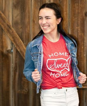 Picture of Home Sweet Home Tee
