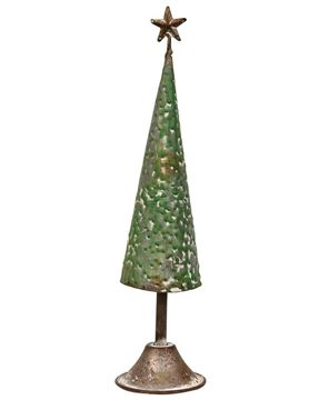 Picture of Rustic Metal Tree - 10""