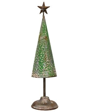 Picture of Rustic Metal Tree - 14.5""