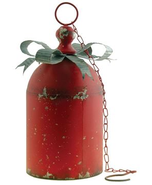Picture of Rustic Red Bell