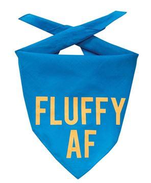 Picture of Fluffy AF Doggie Bandana
