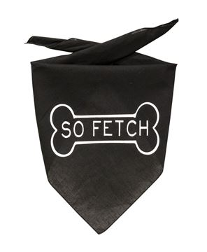 Picture of So Fetch Doggie Bandana