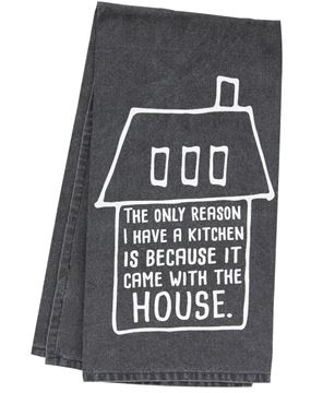 Picture of Came With The House Dish Towel