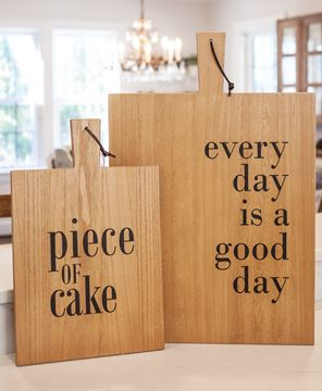 Picture of Piece of Cake Cutting Board Wall Hanging