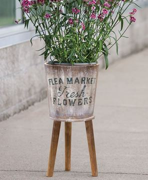 Picture of Flea Market Flower Stand