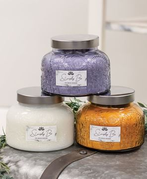 Picture of Everyday Lush Jar Candles, 3/Set