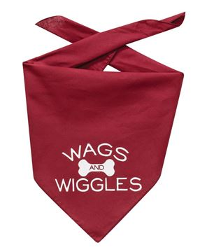 Picture of Wags and Wiggles Doggie Bandana