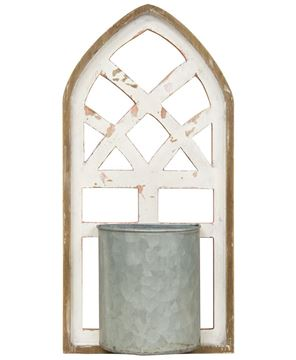 Picture of Architectural Arch Wall Planter, 2 asstd.