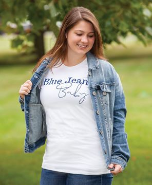 Picture of Blue Jean Baby Tee