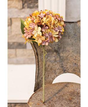 Picture of Mauve Hydrangea Pick