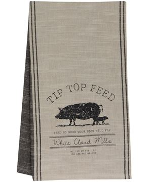 Picture of Tip Top Feed Dish Towel