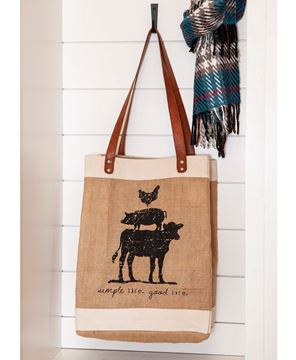 Picture of Animal Stack - Tote Bag