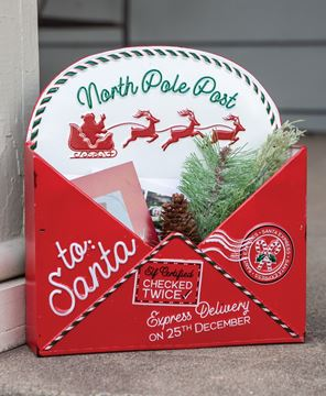 Picture of North Pole Envelope Box