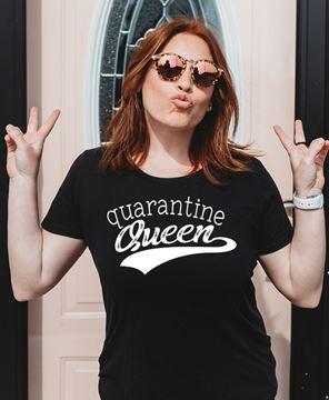 Picture of Quarantine Queen T-Shirt