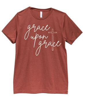 Picture of Grace Upon Grace T-Shirt- XXL