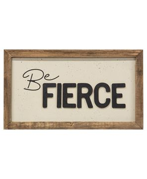 Picture of Be Fierce Frame