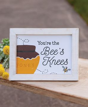 Picture of You're the Bee's Knees Frame