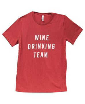 Picture of Wine Drinking Team T-Shirt