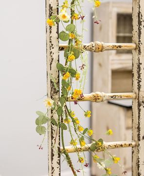 Picture of Yellow Wildflowers Garland, 5ft