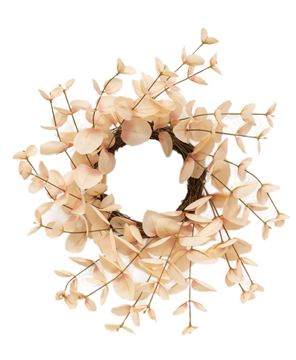 Picture of Blushing Eucalyptus Wreath