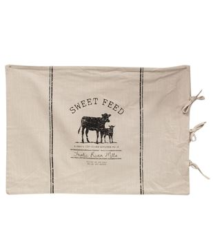 Picture of Sweet Feed Farmhouse Stripe King Pillow Sham