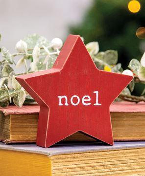 Picture of Noel Star Block