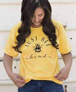 Picture of Just Bee Kind Tee XXL