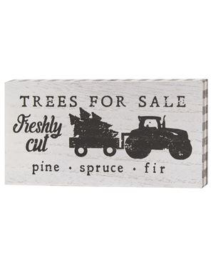 Picture of Farm Fresh Trees, 2/Set