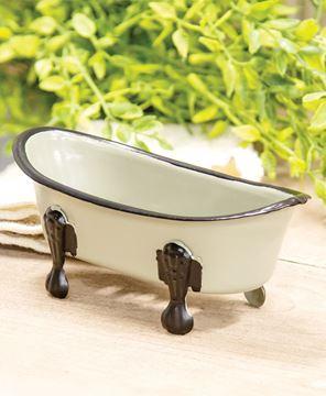 Picture of Iron Bathtub Soap Dish